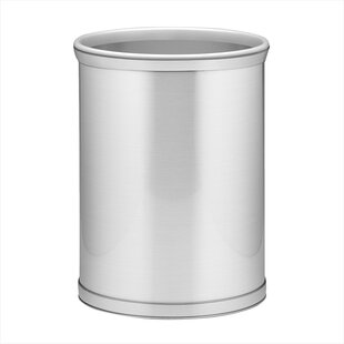 Kraftware Mylar 3.25 Gallon Waste Basket