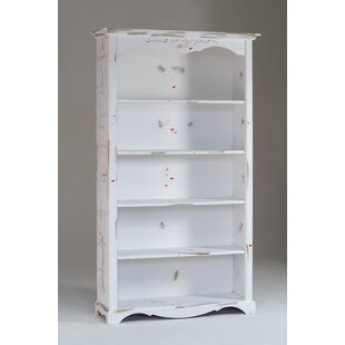 Cerisier Romance 210cm Bookcase By August Grove