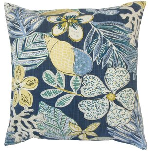 Felice Cotton Throw Pillow