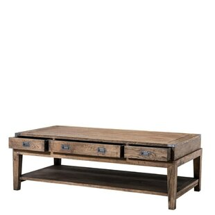 3 Drawer Coffee Table by E..