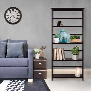Alcott Hill Winnetka Etagere Bookcase