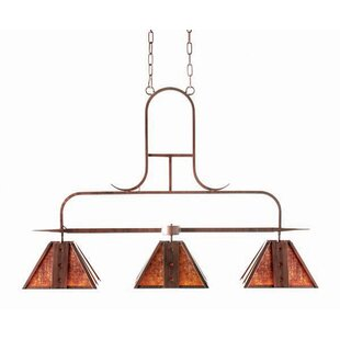 Hanford 3 Billiard Light by 2nd Ave Design