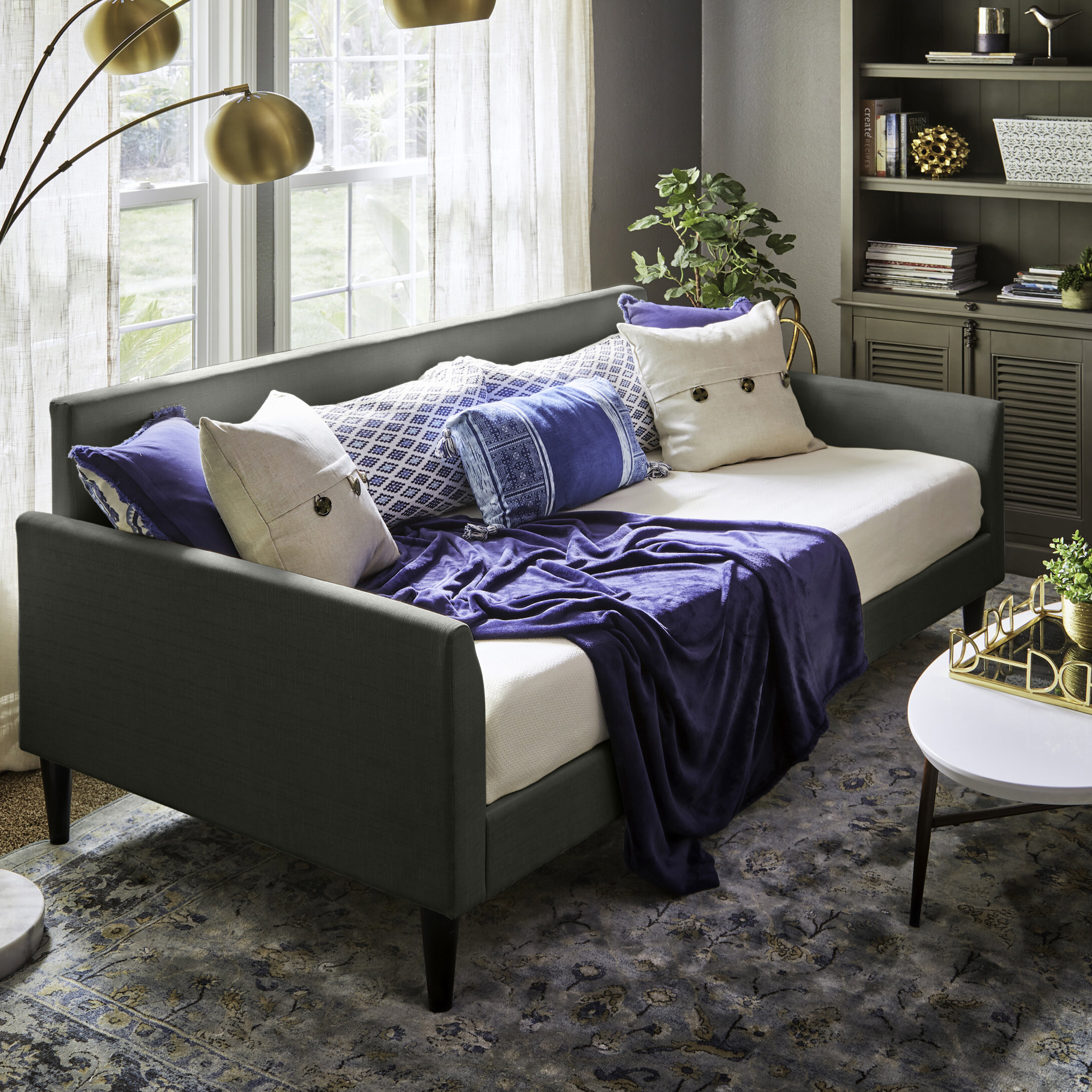 What Size Mattress Does A Daybed Take Coffee Tables Ideas