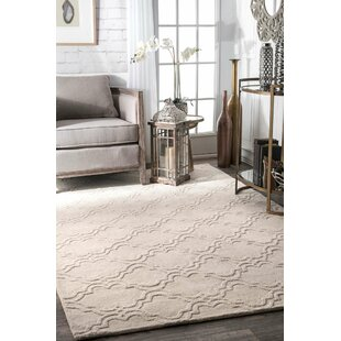 Alonza Wool Cream Area Rug