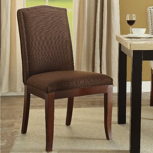 Crow Upholstered Side Chair by Charlton Home Fresh