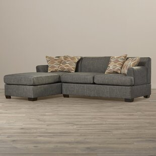 Shop Sartell Reversible Sectional by Winston Porter