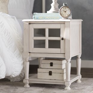 Lark Manor Bezons End Table With Storage