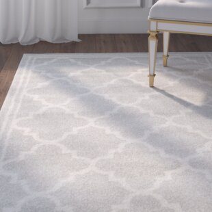 Maritza Gray/Beige Indoor/Outdoor Area Rug