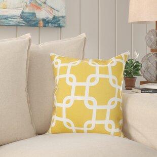 Rushton Lattice Pillow Cover