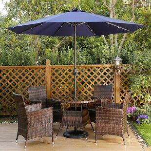 Harwich 9' Market Umbrella by Freeport Park Spacial Price