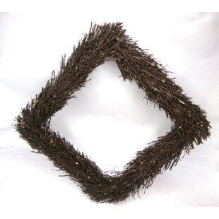 45cm Birch Twig Wreath Image