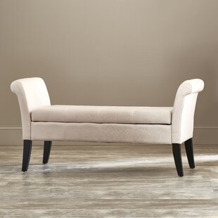 Check Prices Kamila Upholstered Storage Bench By Willa Arlo Interiors