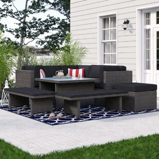 Neo 9 Piece Sectional Set