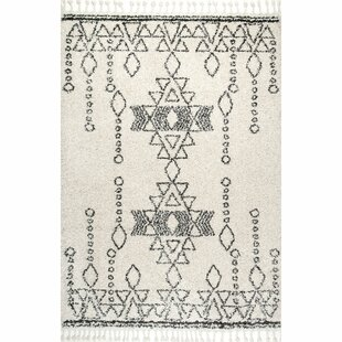 Reviews Ledger Off-White Area Rug ByUnion Rustic