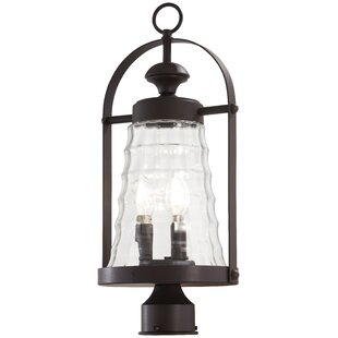 Elwell Outdoors 3-Light Lantern Head by August Grove