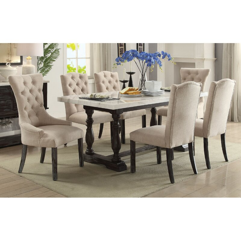 Twomey 7 Piece Dining Set
