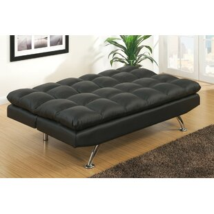 Latitude Run Abel Adjustable Convertible Sofa