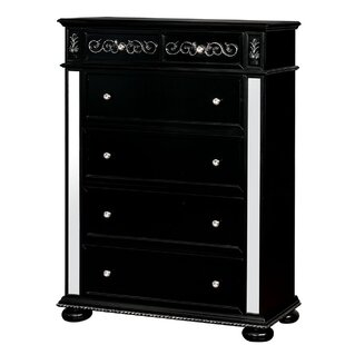 Compare & Buy Esquivel 5 Drawer Chest by Rosdorf Park