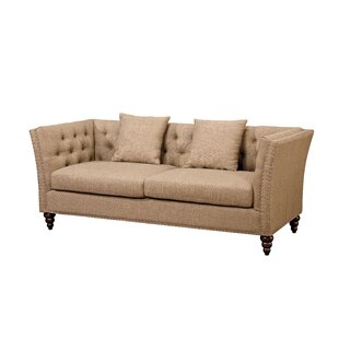 Darby Home Co Bolingbrook Chesterfield Sofa