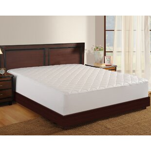 Antimicrobial Polyester Mattress Pad