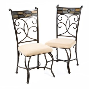 Zamudio Side Chairs (Set of 2) by World Menagerie