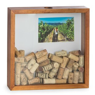b3c4b81063cc Ludowici Cork Shadow Box Picture Frame