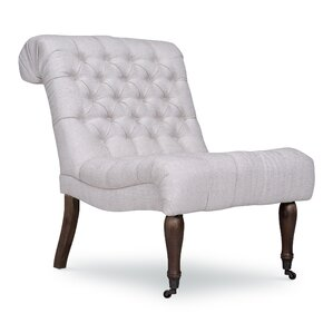 Braxton Armless Slipper Chair by Opulence Home