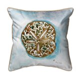 Sand Dollar Pillow Wayfair
