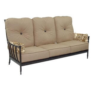 Provence Patio Sofa with Cushions