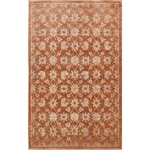 Jae Orange Area Rug