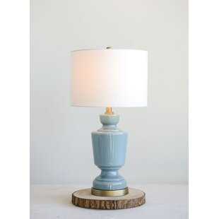 Lyra Glass 27 Table Lamp