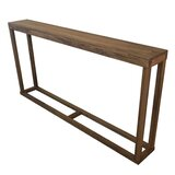 Valerio 72 Solid Wood Console Table by Foundry Select