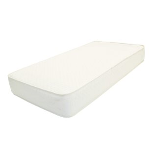 Shop for 2 in 1 Memory Soy Foam Core Crib Mattress--Extra Firm with Jacquard Cover By L.A. Baby