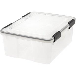 Affordable Weathertight® Plastic Box Set (Set of 6) ByIRIS USA, Inc.