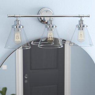 Laurel Foundry Modern Farmhouse Kendrick 3-Light Vanity Light