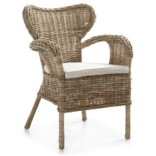 Stinson Garden Chair With Cushion By Bay Isle Home