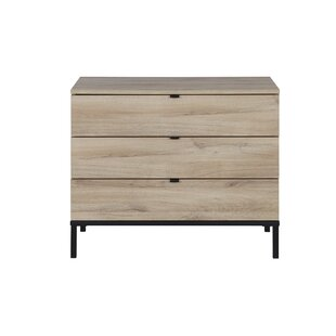 Up To 70% Off Bernhard 3 Drawer Chest