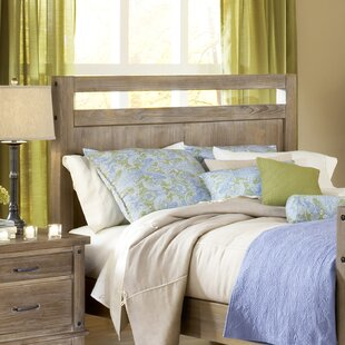 Savings Leadville King Panel Headboard by Wildon Home®