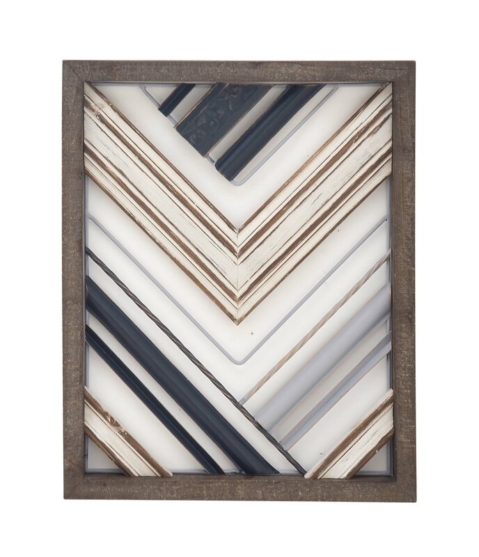 Wayfair Wall Decor cole & grey wood/metal wall décor & reviews | wayfair