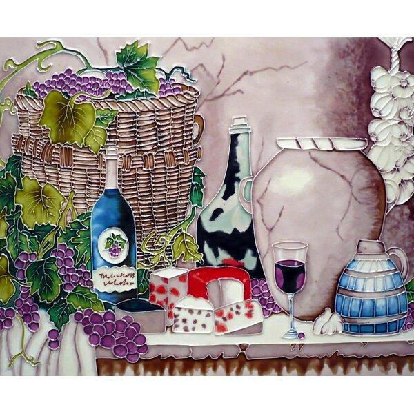 Grapes Wine Decor   Wayfair
