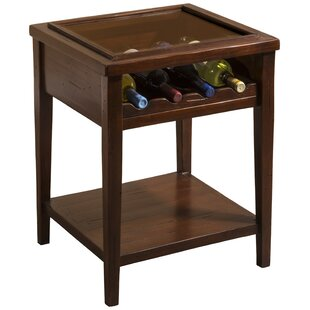 Kailyn Wine Table by Alcott Hill