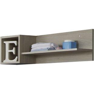 Mario 25cm Bookshelf by Arthur Berndt