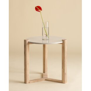 May Round End Table