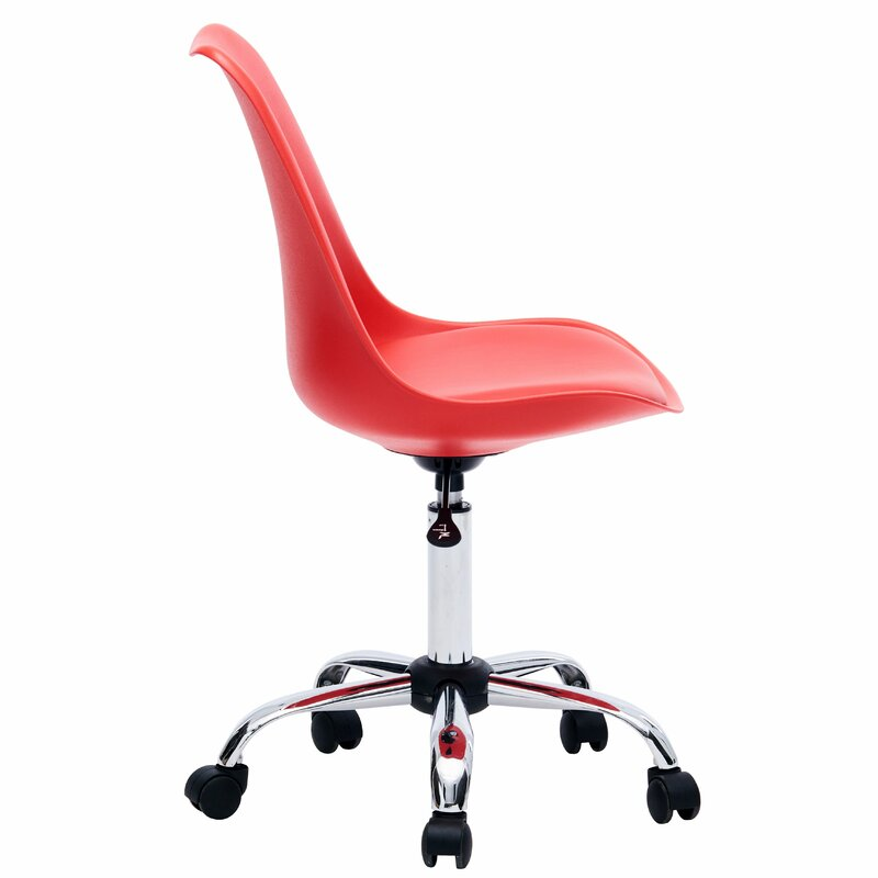 Mack Milo Harland Polyurethane Task Chair Reviews Wayfair