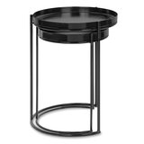 Dierker 2 Piece Nesting Tables by Wrought Studio™