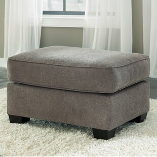 Melaney Ottoman By House of Hampton