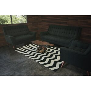 Aldo 3 Piece Living Room S..