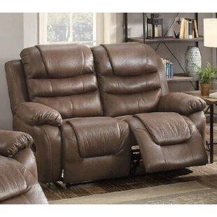 Reviews Sumpter Motion Reclining Loveseat by Red Barrel Studio Reviews (2019) & Buyer's Guide