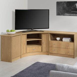 Degroat Corner TV Stand For TVs Up To 50