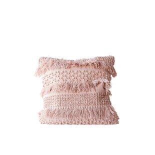 Ambudkar Cotton Throw Pillow